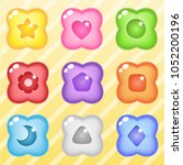 flower candy block puzzle...