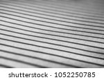 diagonal black and white... | Shutterstock . vector #1052250785
