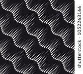 vector seamless pattern.... | Shutterstock .eps vector #1052263166
