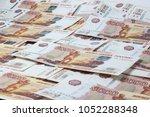 close up view of cash money...   Shutterstock . vector #1052288348