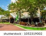fort lauderdale  florida  ... | Shutterstock . vector #1052319002