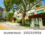 fort lauderdale  florida  ... | Shutterstock . vector #1052319056