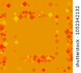 rhombus backdrop minimal... | Shutterstock .eps vector #1052342132