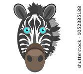 vector flat illustration of... | Shutterstock .eps vector #1052385188