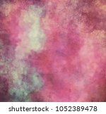 background blur colorful... | Shutterstock . vector #1052389478