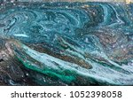 marble abstract acrylic... | Shutterstock . vector #1052398058