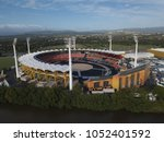 metricon stadium ready to... | Shutterstock . vector #1052401592