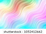 light blue vector template with ... | Shutterstock .eps vector #1052412662