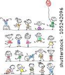 activo,junta,chico,feliz,kid,jardín de infantes,mirar,sonrisa