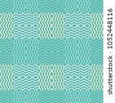 seamless geometric pattern. the ... | Shutterstock .eps vector #1052448116