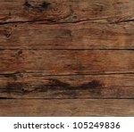 wooden wall | Shutterstock . vector #105249836