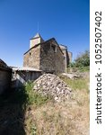 Small photo of Asuncion church in Aisa village Huesca Aragon Spain