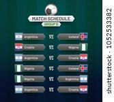 World Cup Calendar. Soccer...