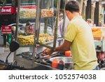 ho chi minh city  vietnam  ... | Shutterstock . vector #1052574038