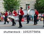 Washington  D.c.  Usa   July 4...