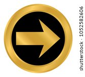 arrow sign button on white... | Shutterstock .eps vector #1052582606