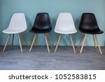 empty cool and stylish business ... | Shutterstock . vector #1052583815