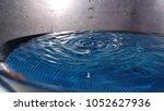 falling waterdrop in the sink   Shutterstock . vector #1052627936