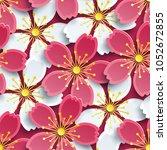 beautiful modern elegant... | Shutterstock .eps vector #1052672855