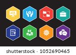 project planning infographic...   Shutterstock .eps vector #1052690465