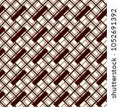 herringbone wallpaper. abstract ... | Shutterstock .eps vector #1052691392