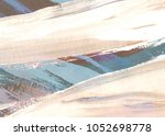 abstract oil paint background... | Shutterstock . vector #1052698778
