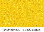 light orange vector pattern... | Shutterstock .eps vector #1052718836