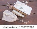 items necessary for plastic... | Shutterstock . vector #1052737802