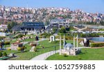 istanbul turkey october 6 ... | Shutterstock . vector #1052759885
