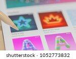 bangkok   thailand   march  19  ...   Shutterstock . vector #1052773832