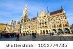 munich  germany   february 6 ... | Shutterstock . vector #1052774735