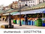 munich  germany   february 6 ... | Shutterstock . vector #1052774756