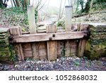 An Old Sluice Gate To Control...