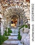 naxos island  cyclades  aegean...   Shutterstock . vector #1052890832