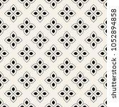 vector seamless pattern....   Shutterstock .eps vector #1052894858