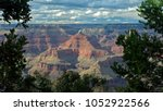 picturesque panoramic view of...   Shutterstock . vector #1052922566