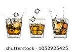 Three Glasses Of Splashing...