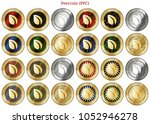 24 in 1 set of peercoin  ppc  ...