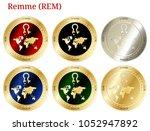 6 in 1 set of remme  rem  ...