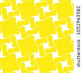 vector seamless pattern with... | Shutterstock .eps vector #1052963582