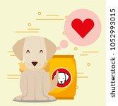 dog animal domestic   Shutterstock .eps vector #1052993015