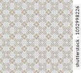 vector seamless geometric... | Shutterstock .eps vector #1052998226