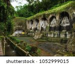 gunung kawi temple is one of... | Shutterstock . vector #1052999015