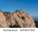 hight mountain peak in south... | Shutterstock . vector #1053027302