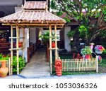 indraoutlet shop  mueang... | Shutterstock . vector #1053036326