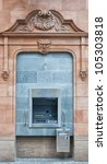 A Cashpoint Machine Situated I...