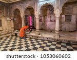 bikaner  rajasthan  december 16 ... | Shutterstock . vector #1053060602