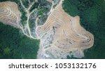 deforestation environmental... | Shutterstock . vector #1053132176