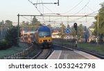 harderwijk   netherlands  ... | Shutterstock . vector #1053242798