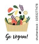 vector illustration of... | Shutterstock .eps vector #1053277478
